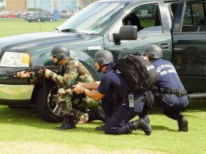 swat team member salary